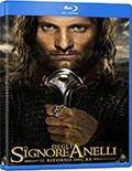 La copertina di Il signore degli anelli - Il ritorno del re (blu-ray)