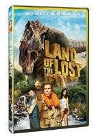 La copertina di Land of the Lost (dvd)