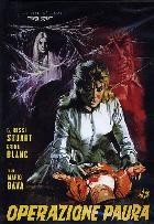 La copertina di Operazione paura (dvd)