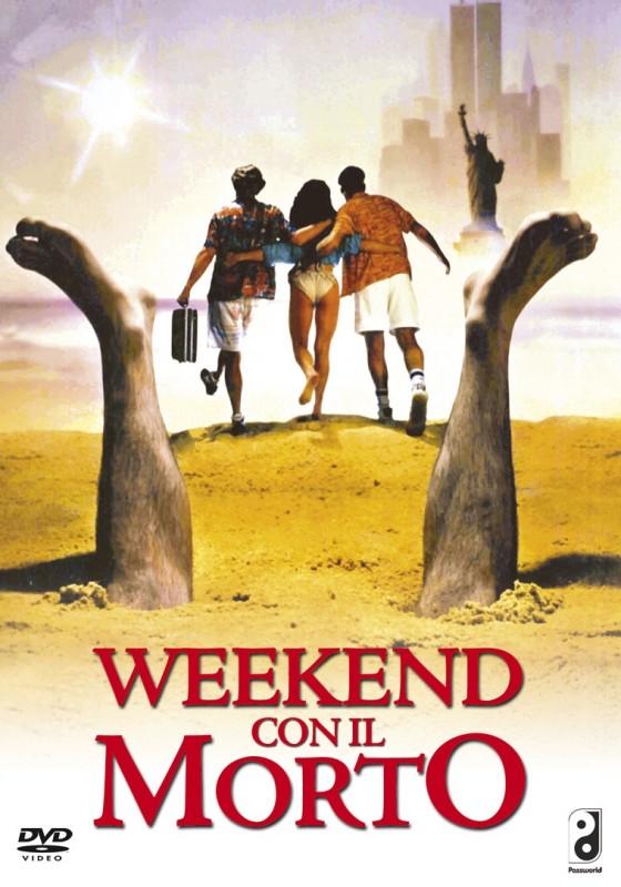 La copertina di Weekend con il morto (dvd)