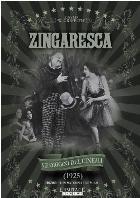 La copertina di Zingaresca (dvd)