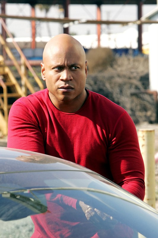 LL Cool J nell'episodio Full Throttle di NCIS: Los Angeles