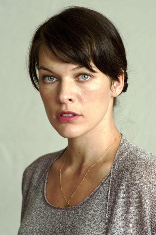 Milla Jovovich nel ruolo di Abbey Tyler in un'immagine promo per il film The Fourth Kind (2009)
