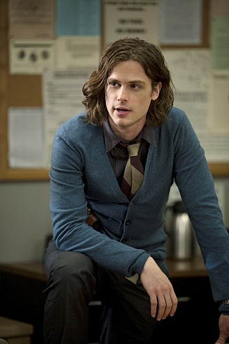 Criminal Minds: Matthew Gray Gubler nell'episodio Public Enemy