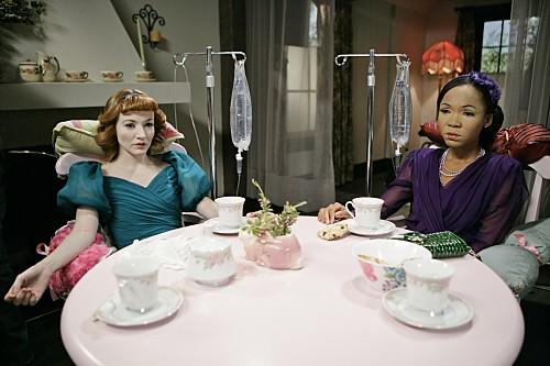 Criminal Minds: Megan Duffy e Monique Patrice nell'episodio The Uncanny Valley