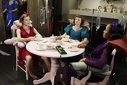 Criminal Minds: Rosalie Ward, Megan Duffy e Monique Patrice nell'episodio The Uncanny Valley