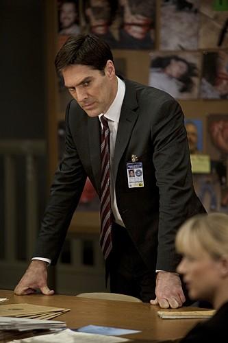 Criminal Minds: Thomas Gibson nell'episodio Public Enemy