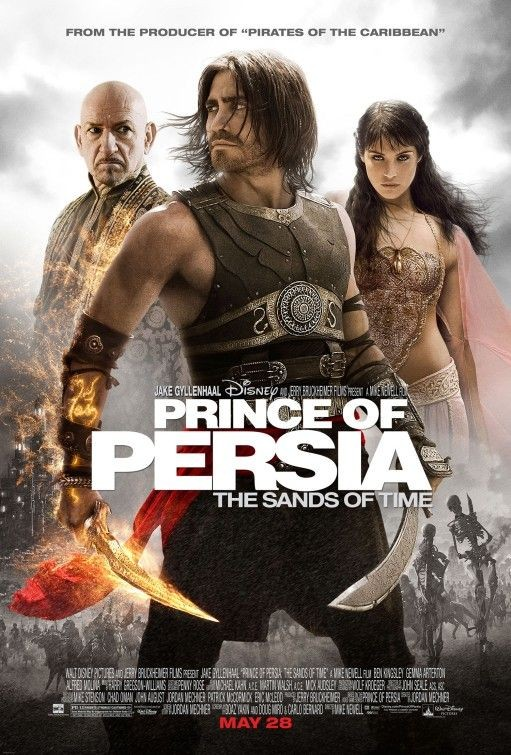 Final Poster per Prince of Persia: Sands of Time