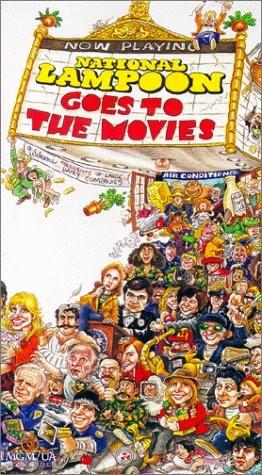 La locandina di National Lampoon Goes to the Movies