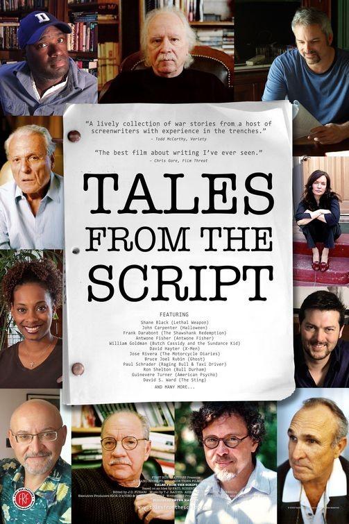 La locandina di Tales from the Script