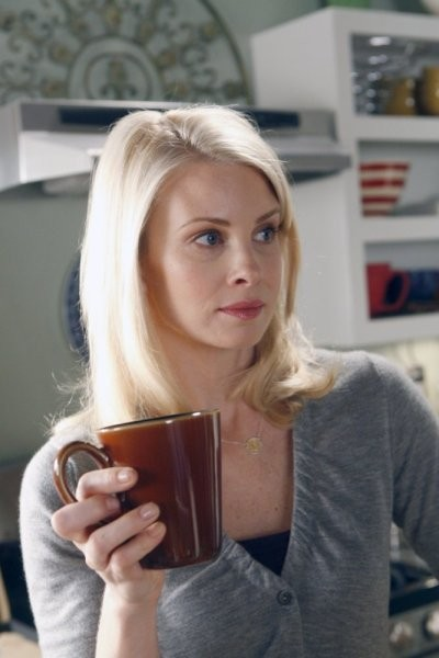 Monica Potter nell'episodio The Deep End Of The Pool della serie Parenthood