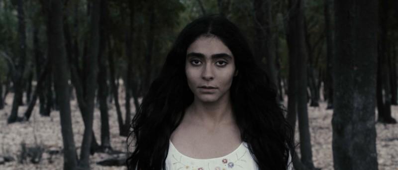 Primo piano di Pegah Ferydoni dal film Donne senza uomini