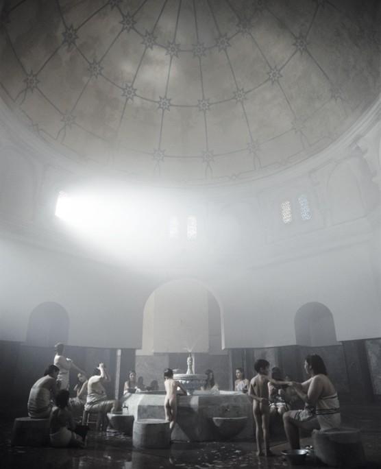 Un'immagine intensa dal film Donne senza uomini