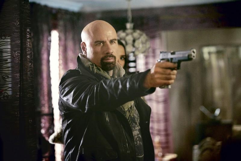 John Travolta, agente segreto dell'action From Paris with Love