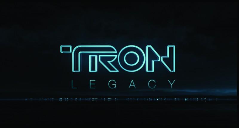 Un'immagine del film Tron Legacy