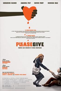 Locandina di Please Give