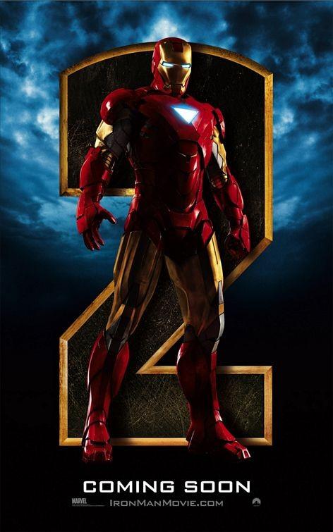 Character poster (1) per Iron Man 2