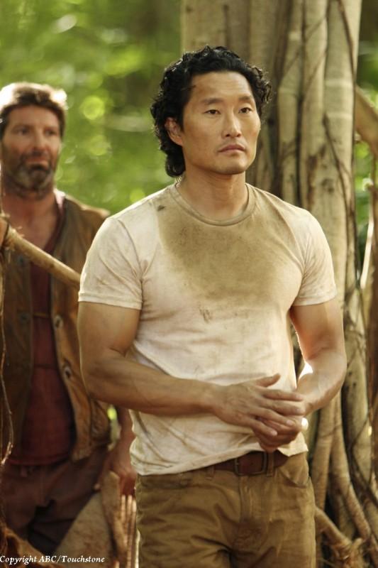 Daniel Dae Kim nell'episodio Recon di Lost