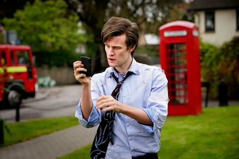 Doctor Who: Matt Smith nell'episodio The Eleventh Hour