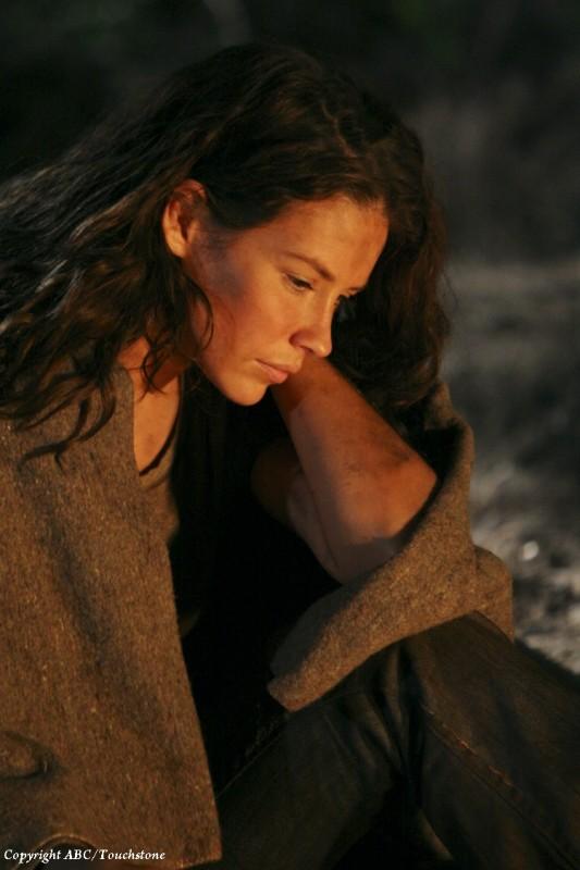 Evangeline Lilly in un momento dell'episodio Recon di Lost
