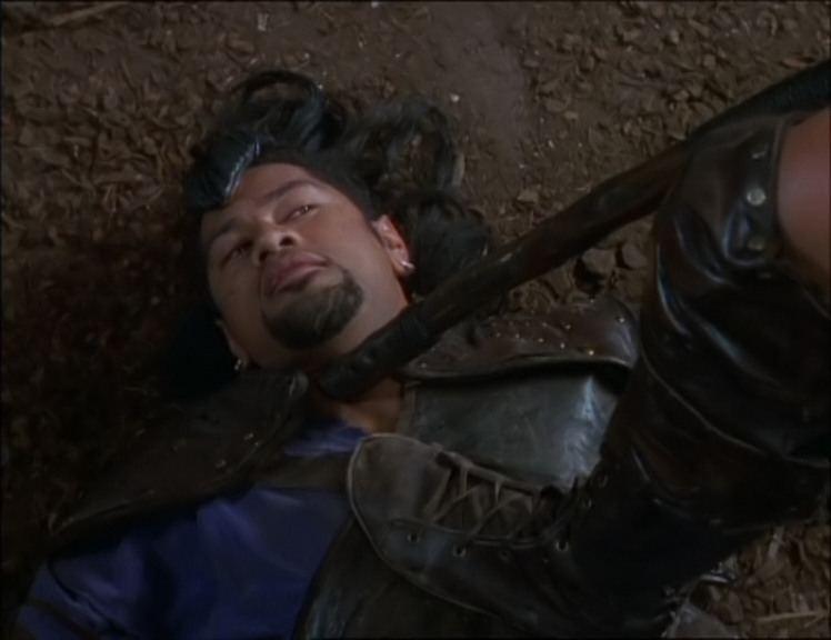 Jay Laga\'aia in Sins Of The Past, primo episodio della prima stagione di Xena