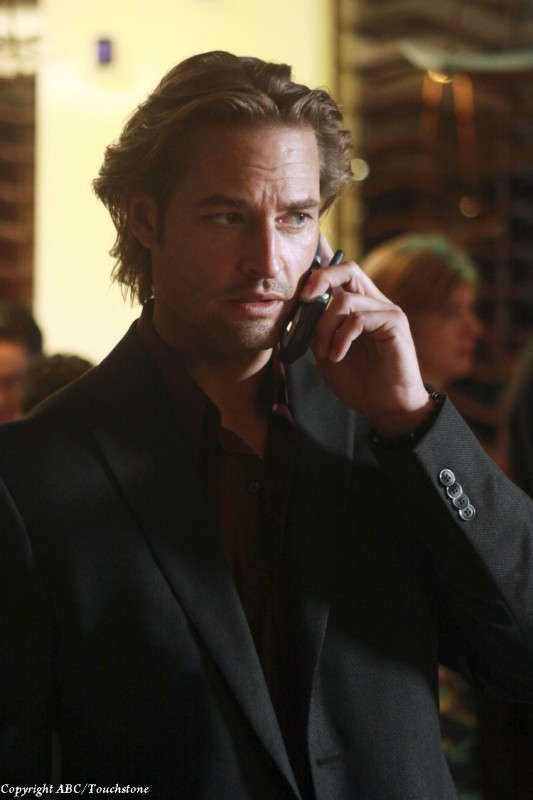 Josh Holloway nell'episodio Recon di Lost