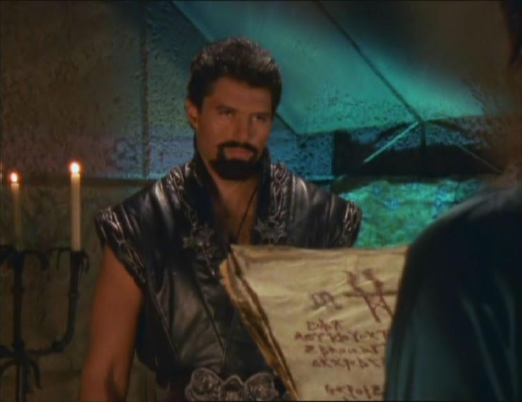 Kevin Smith in The Reckoning, episodio di Xena