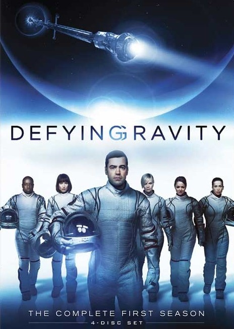 La locandina di Defying Gravity