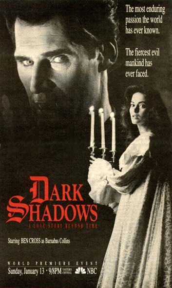 Poster del film TV Dark Shadows ( 1990 )
