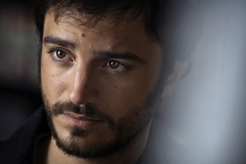 Primo piano di Nicolas Vaporidis dal film Tutto l'amore del mondo
