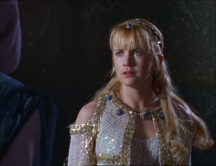 Renee O\'Connor in Dreamworker, episodio di Xena