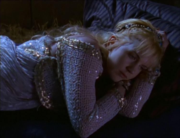Renee O\'Connor in Dreamworker, un episodio di Xena