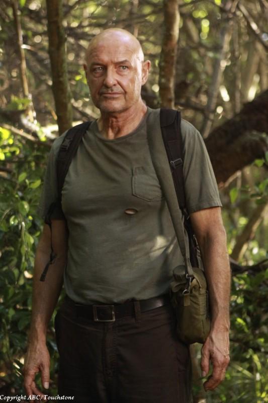 Terry O'Quinn nell'episodio Recon di Lost