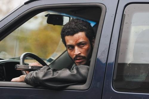 Adel Bencherif in una scena del film Il profeta
