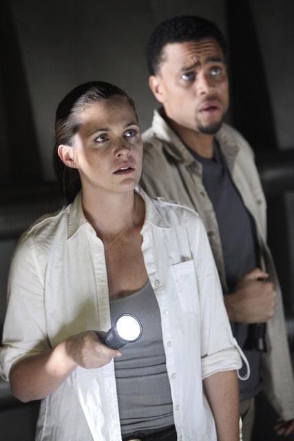 FlashForward: Christine Woods in una scena dell'episodio Better Angels