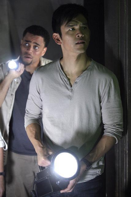 FlashForward: John Cho in una scena dell'episodio Better Angels