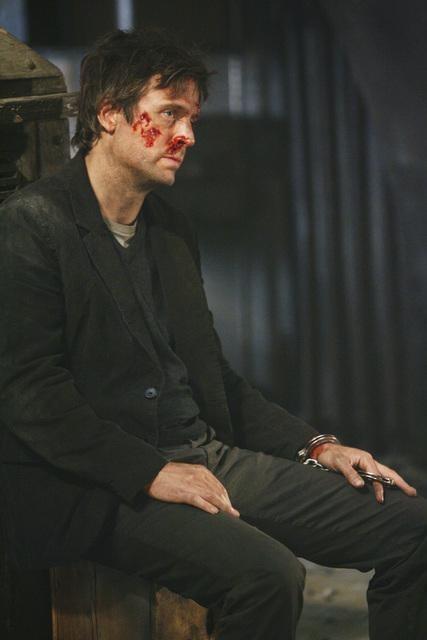 Jack Davenport nell'episodio Revelation Zero di FlashForward