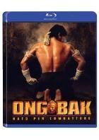 La copertina di Ong Bak - Nato per combattere (blu-ray)