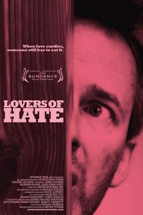 La locandina di Lovers of Hate