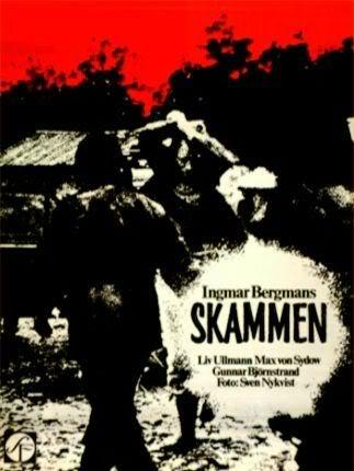 Locandina del film La vergogna ( 1968 )