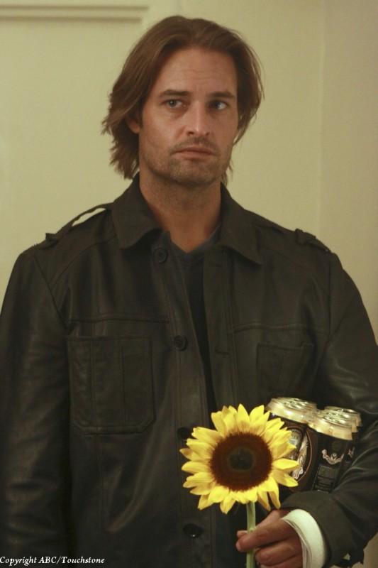 Lost: Josh Holloway nell'episodio Recon