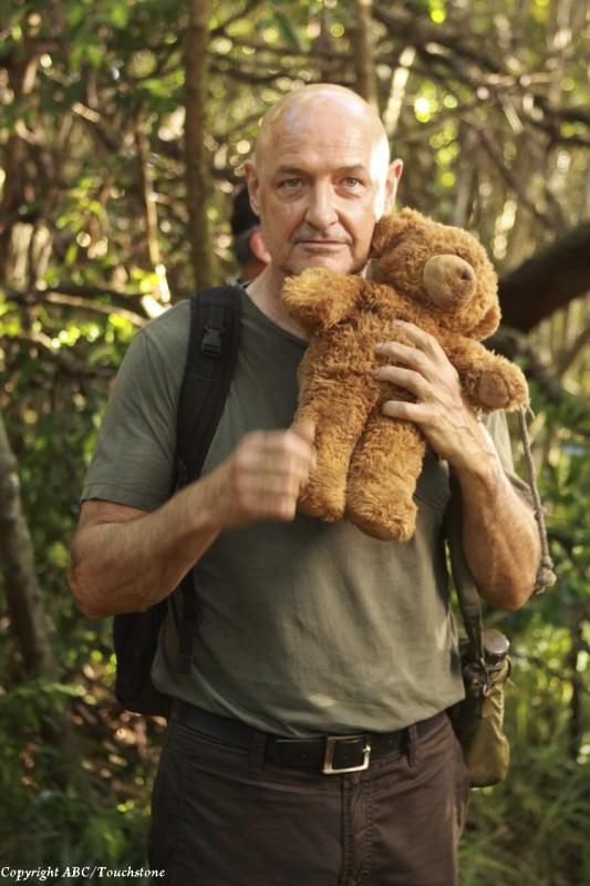 Lost: Terry O'Quinn nell'episodio Recon