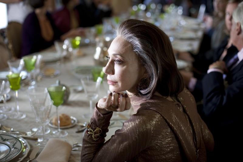 Marisa Berenson in una scena del film Io sono l'amore
