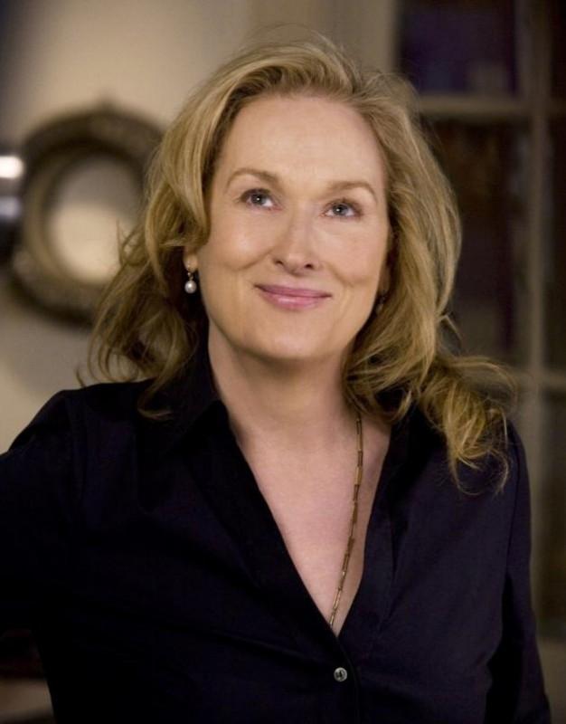Meryl Streep in un'immagine del film E' complicato