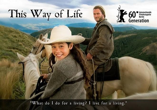 Peter Karena in un'immagine promo di This Way of Life