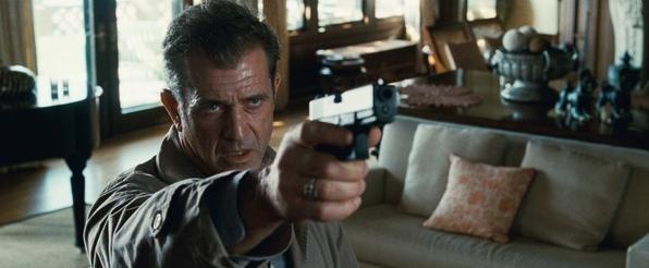 Un intenso Mel Gibson, protagonista del thriller poliziesco Fuori controllo