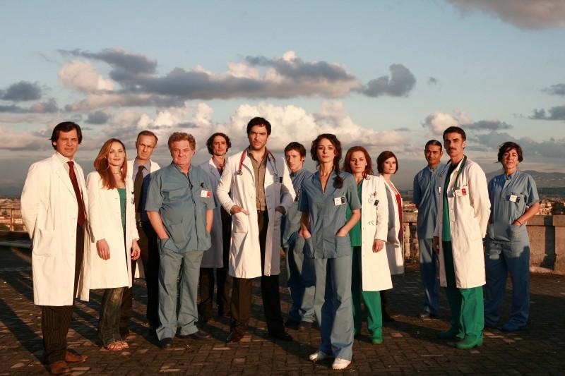 Gli interpreti del serial Medicina Generale