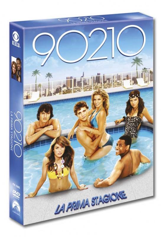 La copertina di 90210 - Stagione 1 (dvd)