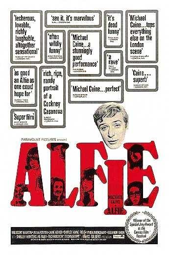 La locandina di Alfie