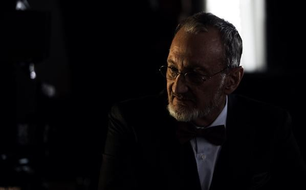 Robert Englund in un'immagine del film I want to be a soldier